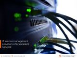IT Service Management Providers Offer Excellent Network