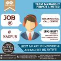 Team Myriads looking for fresher & Experienced Candidates to work in Night Shifts.