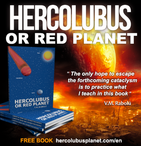 Hercolubus, the planet that is approaching