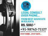 Phone consult with best Advocate in Kolkata
