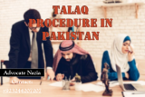 Perform Talaq Procedure in Lahore Pakistan With Legal Process