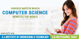 Choose Computer Science Engineering in KJIT College