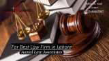 Legal Advice For Law Firm in Lahore Pakistan