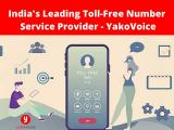 Leading Toll-Free Number Service Provider in India- YakoVoice