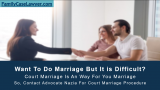 Get Service of Court Marriage in Lahore With Best Female Lawyer